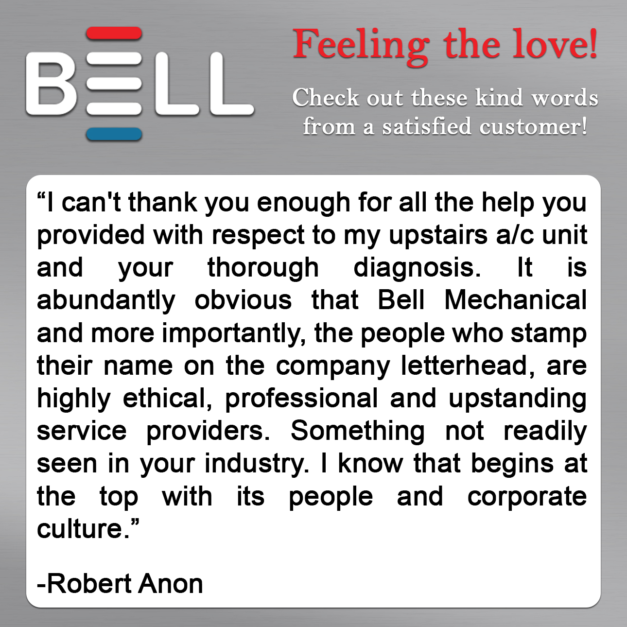News just thought we should share some amazing genuine feedback from a satisfied customer to scott bell our dallas residential manager and member of the bell malvernweather Gallery